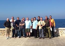 Sicily Chef Trip Team