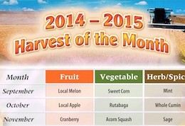 Harvest of the Month with Taher Food Service