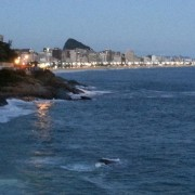 Looking at Copacabana