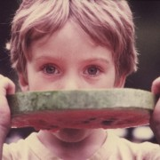 Author: David Amsler Author URL: https://www.flickr.com/people/amslerpix/ Title: Loves Watermellon Year: 2012 Source: Flickr Source URL: https://www.flickr.com