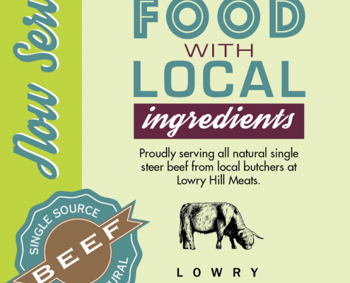 Lowry Hill Meats serving