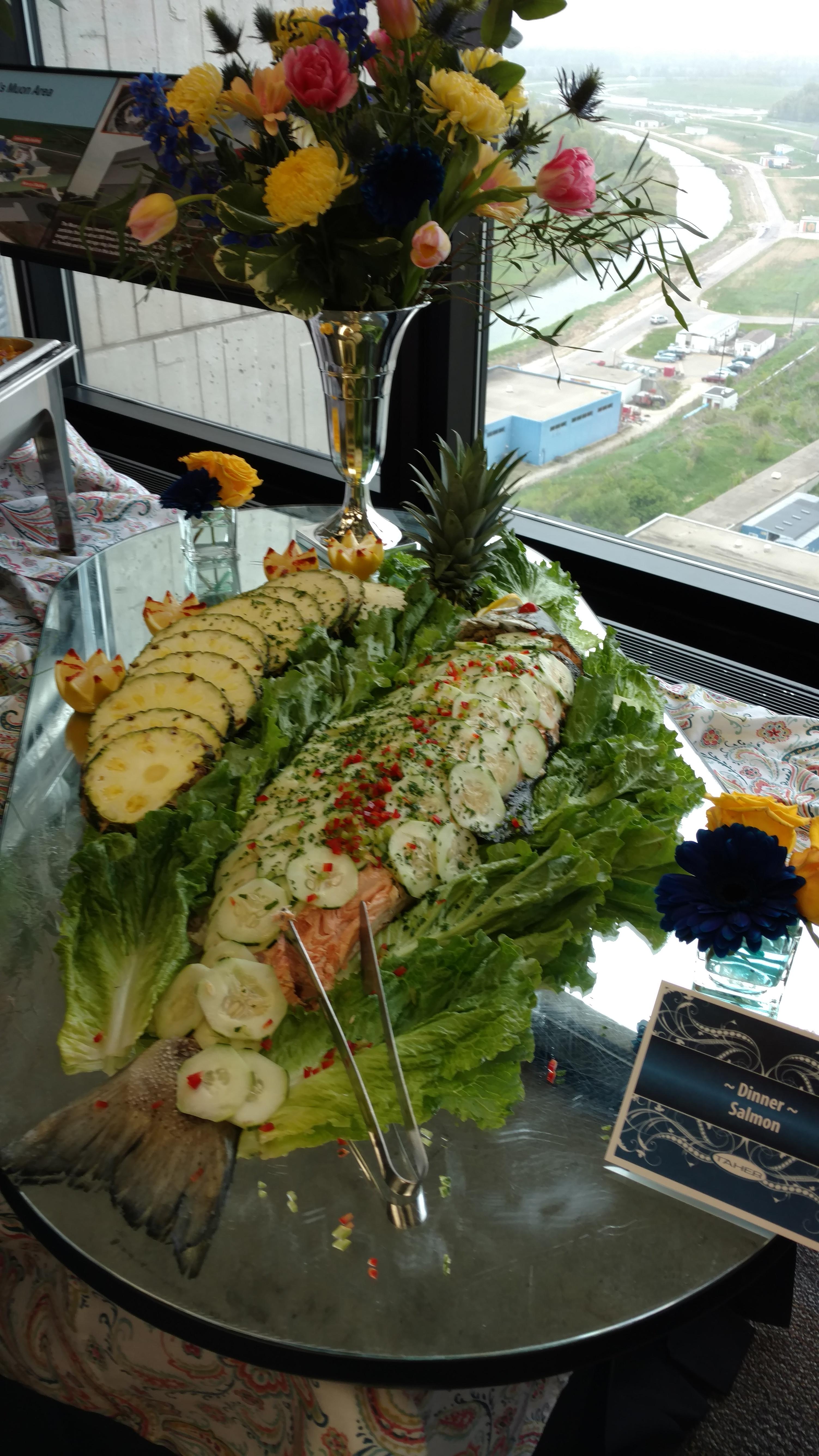 Fish Dish at Fermilab