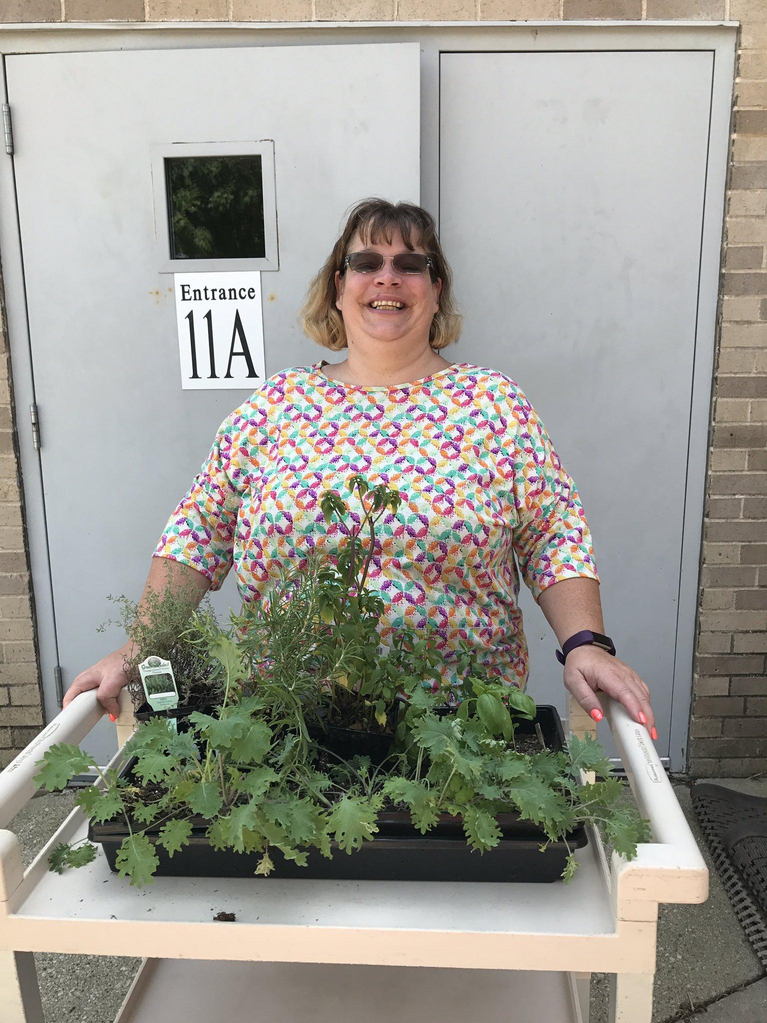 Taher plants herbs