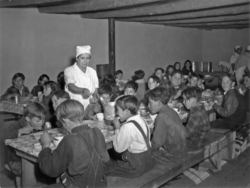 American School Lunch Photo History Taher Inc Food Service