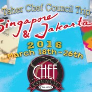 Taher Chef Trip 2016